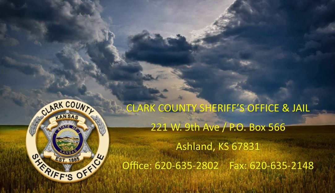 Clark County Sheriff's Office, Ashland, KS | Clark County